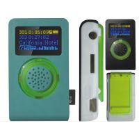 MP3 国鑫 播放器MP3 迷你无屏夹子MP3 插卡夹子MP3塑料外壳MP3