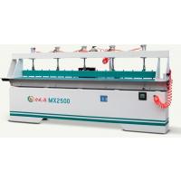 原木修边 多功能拼板机 实木铣边机MX2500A 佛山力威源木工机械