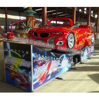 郑州淘奇儿童游乐设备产品急速飞车深得客户好评