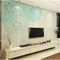 新款瓷砖背景墙制作设备 3d背景墙印花设备及爱普生五色万能打印机价格