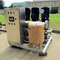 宝鸡不锈钢U304U恒压供水设备 宝鸡变频控制箱成套供水系列 RJ-S144
