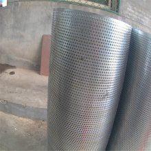 西安冲孔板 金属冲孔板 圆孔网板网
