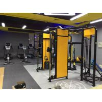 6门360综合训练器 健身房必不可少的锻炼器械 【山东宁津环宇】专业制作