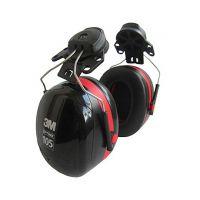 正品3M挂安全帽式防护耳罩 H10P3E降噪音耳罩 工地隔音安全耳罩
