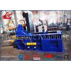 44kW Motor Copper Baler Scrap Processing Equipment , 5 Tons / H Scrap Bundling Machine