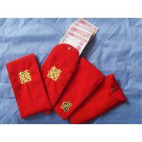 工厂批发定制婚庆用品  高档布艺刺绣红包 创意利是封