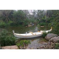 6米威尼斯贡多拉船 贡多拉酒店游船