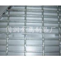 热销——【钢格板|镀锌钢格板|钢格栅板|】国润生产各种样式的钢格板