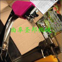 台湾进口农用绑枝机 国内畅销圣邦高效绑枝机