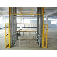 通榆县升降机哪个品牌性价比高 室内2层导轨式升降货梯成功上市 原图展示