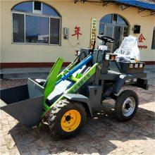 酒厂食品厂专用电动小铲车图片车型小无污染