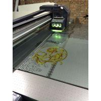 深圳东方龙科做玻璃彩色喷绘机的厂家 个性定制玻璃数码印花机价格