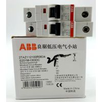 S201M-C63DC外观价格厂家武汉ABB品直流空开良琚机电1P63A