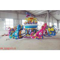 蓝色星球/潘多拉之旅厂家报价新款刺激好玩游乐设备许昌巨龙