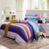 铁妹子家纺100%超柔植物磨毛纯棉床单床笠四件套婚庆床上用品特价