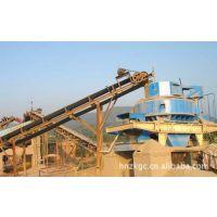 大型制沙机一套多少钱?PCL-1350冲击式制砂机鹅卵石制沙