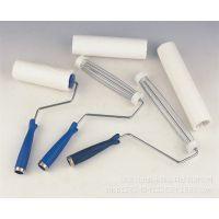 专业粘尘滚筒厂家 生产矽胶粘尘滚筒有手柄 高粘粘尘滚筒