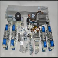 子午线厂家直销整套门松下自动门机组 不锈钢金属自动平移门机组