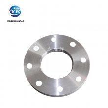 兴化厂家供应乾胜牌碳钢优质DN100 CL150美标A105带颈对焊法兰等优质法兰