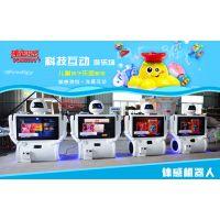 神童体感机器人,体感互动游戏,儿童乐园设备,创新产品,游乐场的摇钱树!