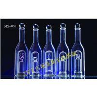 瓶中瓶酒瓶 双层 三层玻璃酒瓶