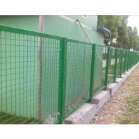 竹溪县火车道旁防止人翻越隔离网/铁路防护网厂家保证质量