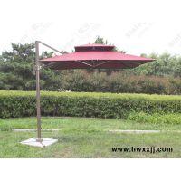 方形偏转罗马伞庭院阳台露台伞馨宁居户外遮阳伞