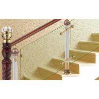木楼梯护栏|随州楼梯护栏|亚誉装饰(在线咨询)