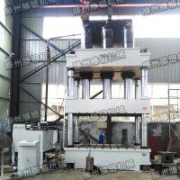 滕锻直销供应 1000T复合材料模压成型液压机