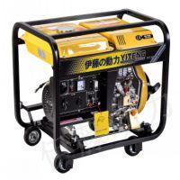 3KW单相电启动柴油发电机