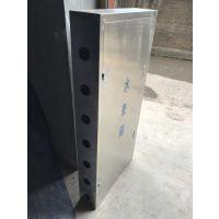 七月户水表箱 水表箱 表箱 水表 不锈钢 配电箱 电表箱 水表箱定制