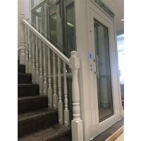 济南伟晨SJD山东德州家用复式小电梯#升高3.2米固定式同时(载人、载物)两用液压升降机