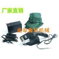 鹿邑县 干电池拾棉机  新型棉花收获机图片