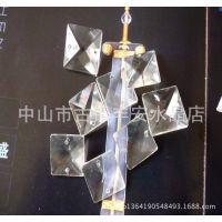 水晶门帘珠(手工22#四方珠)