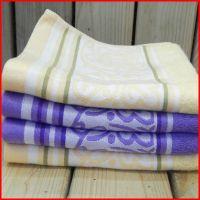 中国结竹纤维毛巾8645 外贸竹炭情侣美容巾 淘宝热卖一等品批发