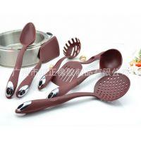 广州厂家生产批发时尚不褪色硅胶勺子碗硅胶厨具