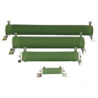 供应深圳厂家生产KNG大功率绿色瓷管绕线电阻器/制动电阻/可调电阻1000W2000W