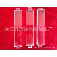 供应 异型高硼硅玻璃加工厂家 仪器仪表机械配附件玻璃