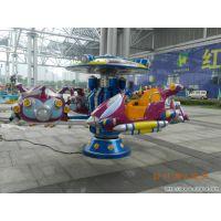 6座旋转升降飞机 儿童音乐飞机 公园广场机械游乐设备