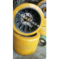 林德L14高性能电动堆高车驱动轮