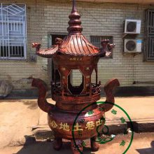 圆形大香炉、江苏泰州圆形大香炉哪里有厂家定做