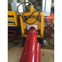 供应京泊屋脊瓦压型设备建材设备13930723092