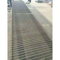 定制冲孔链板 不锈钢链板 排屑机链板 304链板 耐高温 保证材质和质量