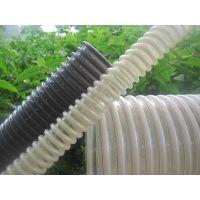 江西透明塑筋增强输料管食品级塑筋平滑管价格图片