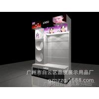 BG-233 广州化妆品烤漆展柜 护肤品展柜 高柜背柜 化妆品展示柜定做 品质展示