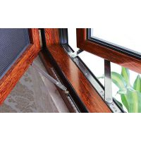 方寸间铝业门窗 95断桥双内开一体窗产品详情