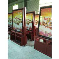 广告垃圾箱制品厂 久邦广告设备