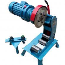 硕阳219无毛刺消防镀锌管电动液压切管机生产厂家
