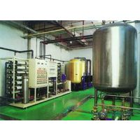 唐山净泉环保0.5t/h单双极反渗透设备 纯净水设备 桶装水设备 净水设备