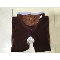 厂家低价直销 百步健热灸裤 负离子磁疗保暖裤